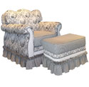 Black Toile Adult Empire Glider